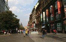 Pražská ulice Na Příkopě postoupila v žebříčku 65 nejdražších ulic světa z loňského 22. na letošní 19. místo. Na prvním je hongkongská Causeway Bay, následuje horní část Páté avenue v New Yorku.