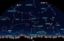 Dnes začíná astronomický podzim: Sledujte nebeské divadlo!