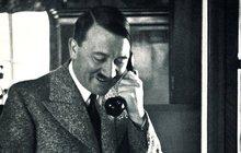 Draží se Hitlerův telefonní seznam: Vytočte mi Goebbelse!
