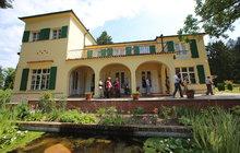 NA VÝLET DO PRVNÍ REPUBLIKY: Vila Benešových v Sezimově Ústí je inspirována architekturou jižní Francie!