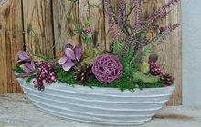Podzimní aranžmá: Vytvořte si vlastní květinovou kompozici, kterou oslníte návštěvy!