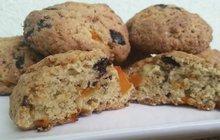 Dýňové cookies s čokoládou podle Hany Svatuškové