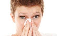Podzimní nemoci útočí II: Pokoj nebudete mít ani od alergie!