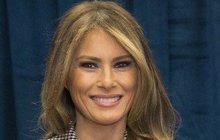 Krize manželů zažehnána? Melanie Trump zářila jako kanárek!