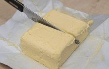 Exministr Toman: Nevyvážejte máslo!
