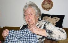 Vzpomínky Helgy Hoškové – Weissové (87) na hrůzné měsíce v Terezíně, Osvětimi i Mauthausenu