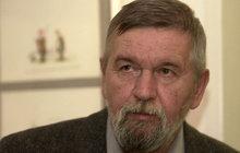 Zesnulý karikaturista Vladimír Renčín (†75): Zanechal po sobě 45 000 obrázků! Rozuměli mu nejen Češi