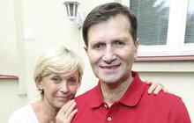 Jan Hrušínský a Miluše Šplechtová slavili 33 let - jaká byla další 3 nej jejich společného života?