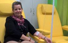 Plánovala si důchod, udeřila rakovina!