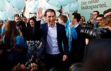 Rakušané volili pravicově: Nejmladší premiér zavaří islamistům!