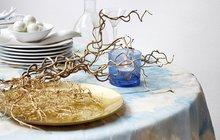 PODZIMNÍ TVOŘENÍ: Tentokrát zkuste přírodní dekoraci na stůl z větviček!