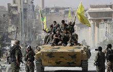 Islámský stát přišel o hlavní město v Sýrii: Rakká, Bašta teroristů padla!