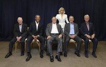 Američtí exprezidenti spojili své síly: Všech pět pohromadě!