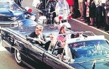 Pravda o vraždě JFK: »Nezveřejňovat!« tlačí na Trumpa tajné služby
