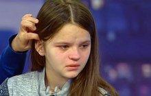 Skandál v televizi: S kým čeká Táňa (12) dítě?
