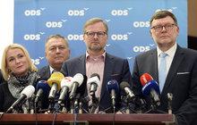 ODS: Vládnout s ANO nechceme!