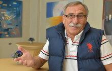Pavel Zedníček (68) prozradil, kdy je připraven shodit knír a jak se cítí jako ženáč!