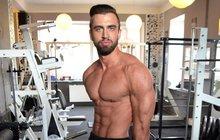 Pavel Šalitroš (23) z Bruntálu: Tělem chce dobýt svět!