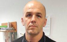 Vyznamenání pro hasiče: David Štoudek (48) dostal medaili Za statečnost