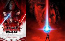 Světová premiéra osmé epizody Poslední z  Jediů: HVĚZDNÉ VÁLKY JSOU ZPĚT!