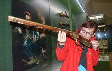 To NEJ ze zbrojnic Česka: Jedinečný plát z 15. století ...na světě jsou jen dva!