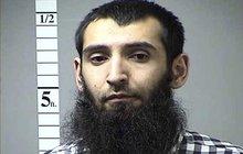 Terorista (29) na Manhattanu: Vraždil půjčeným autem!