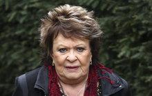 Jiřina Bohdalová (86): PODRAZ OD POHŘEBÁKŮ!