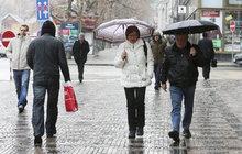 Předpověď počasí zklame: O víkendu kosa, vrátí se sníh!