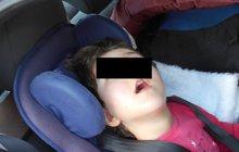 Lucie P. měla týrat Karolínku (4): Matka (34) oslepila dceru?!