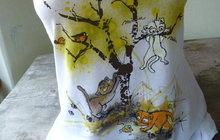 Buďte za kočku... Vyrobte si originální triko! II.