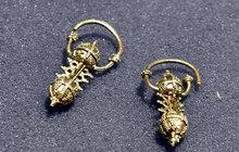Ukazují šperky Velké Moravy: Pozor, jen 5 dní...