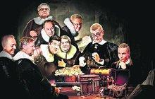 Požitky předsedů, hospodaření stran, počty členů…Kdo si nahrabal?