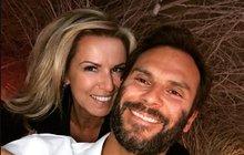 Patrik Berger (44) slavil narozeniny: Manželka mu poslala erotickou fotku