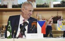 Zeman se chystá k Putinovi: Česká MEGADELEGACE!