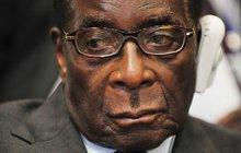 Puč v Zimbabwe: Vojáci zatkli Mugabeho! Je to jeho konec?