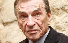 František Němec (74) : Nejdřív cukrovka, teď Alzheimer?