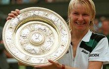 Legendární tenistka Jana Novotná (†49): ŠOKUJÍCÍ SMRT