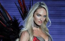 Candice Swanepoel: Vítej zpátky, anděli!