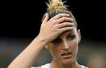 Práskla na sebe velké tajemství! Tenistka Kristýna Plíšková (25) měla »úlet« s australským kolegou Nickem Kyrgiosem (22). A velmi nerada prý na to vzpomíná...