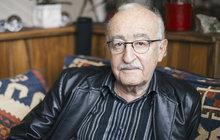 Režisér Juraj Herz (83): Smutný převoz z JIP
