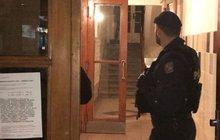 Policie obvinila útočníka (23): Sousedku (26) chtěl znásilnit!
