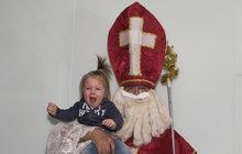 Děti se těší na obřího »svatého«. Jindřich Dostál (60) z Buchlovic: Dělám Mikuláše už 45 let!