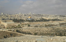 Izrael, aneb putování po zemi zaslíbené...1. část