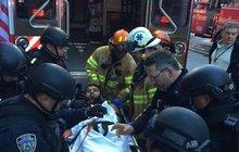 Útok-neútok v New Yorku: Terorista byl nešika!