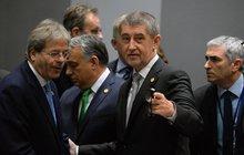 Velká premiéra Babiše v Bruselu