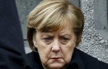 Smrt Češky v Berlíně: Merkelová přiznala chyby