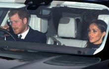 Princ Harry a jeho Meghan: Svatba ještě nebyla, už se mluví o rozchodu!