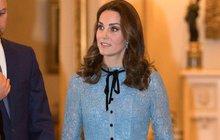 Otazníky kolem vévodkyně Kate: Je to vada nebo dar?