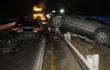 Na dálnici projel zákazem a… Zabil spolujezdce!