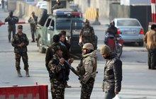Tři naše vojáky zabil výbuch v Afganistánu